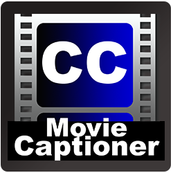 Movie Captioner Logo