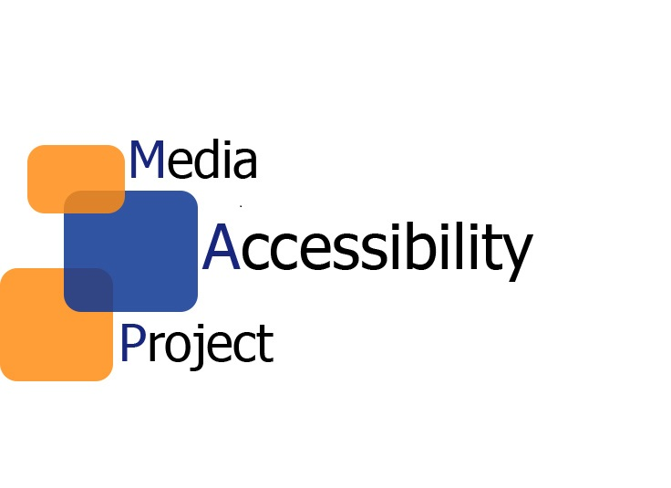 Media Accessibility Project logo